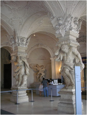 Belvedere Palace Great Hall