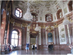 Belvedere Palace the Great Hall