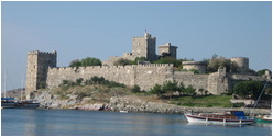 Bodrum Castle Turkey