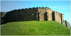 Chester Castle Cheshire