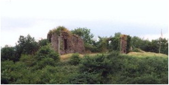 Clifford Castle ruins