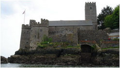 Dartmouth Castle Devon