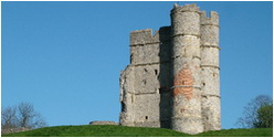 Donnington Castle Berkshire