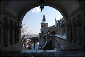 Fisher Bastion in Buda Castle