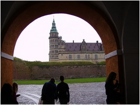 Kronborg Castle view