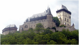 The KarlsteinCastle