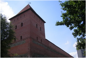 Lida Castle Tower