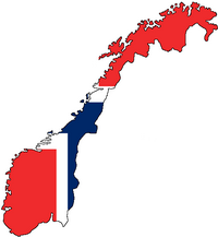 Norway Map